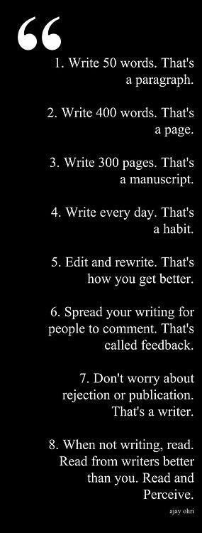 la ce ajuta scrisul